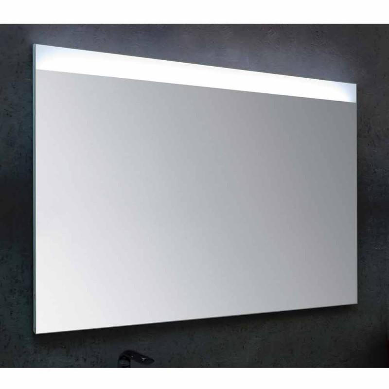 Badeværelse spejl med moderne design LED-belysning Yvone