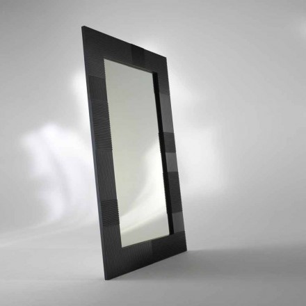 Spejl rektangulær jorden Thalia, moderne design