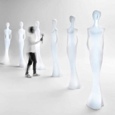 Lysende Statue Floor Design med Led Light til Indoor - Penelope af Myyour