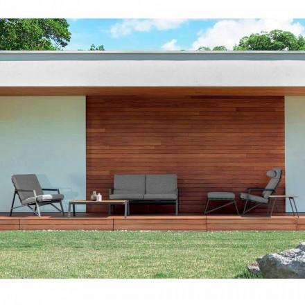 Talenti Cottage sammensætning moderne have siddepladser lavet i Italien