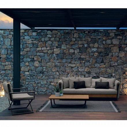 Talenti Domino sammensætning design haven lounge lavet i Italien