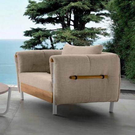 Talenti Domino have design lænestol fremstillet i Italien