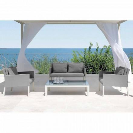Talenti Step haven lounge af moderne design lavet i Italien