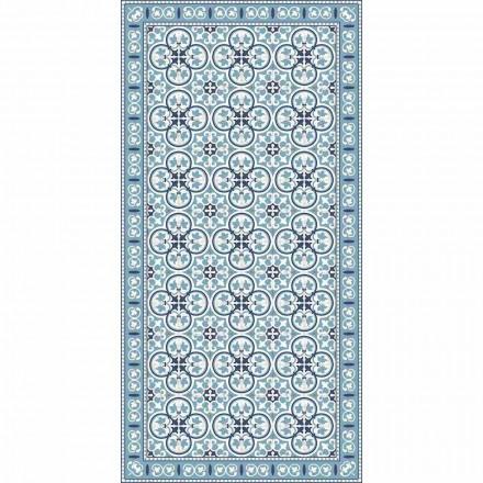 Moderne mønstrede køkkentæpper i pvc og polyester - Lindia
