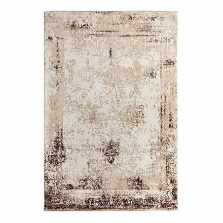 Vintage Design stue tæppe lavet af polyester og bomuld - Hola