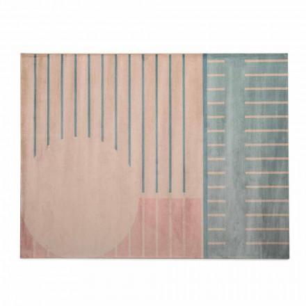 Kvalitetsstue tæppe i polyamid og polyester fremstillet i Italien - Madama