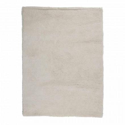 Maskinfremstillet polyester Moderne Design Stue tæppe - Tonka
