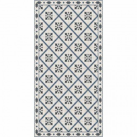 Moderne rektangulær stue vinylklæde - Berimo