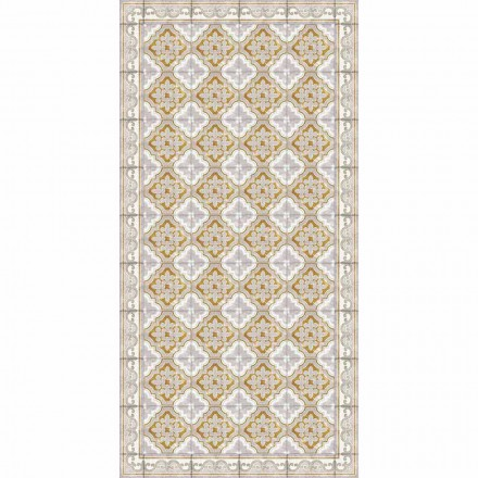 Moderne design rektangulær vinylklæder til stue - Dorado