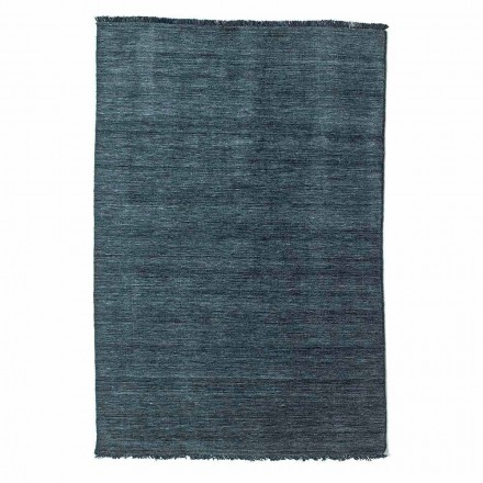 Moderne design stue tæppe alsidig i 100% uld - Pepita