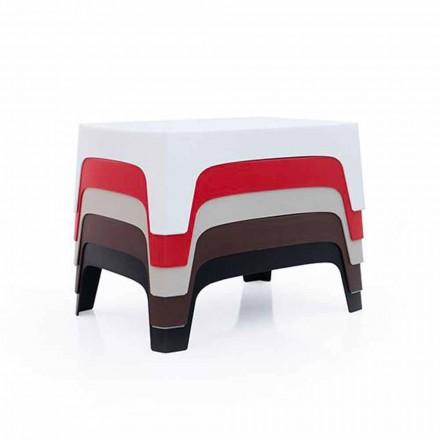 Udendørs sofabord Solid samling af Vondom i polypropylen