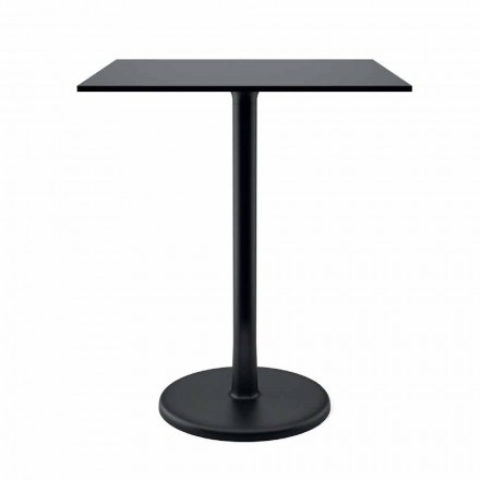 Udendørs bord i støbejernmetal og HPL Fremstillet i Italien - Burton