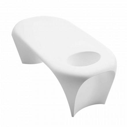 Udendørs eller indendørs sofabord med Spumantiera, 2-delt design - Lily fra Myyour