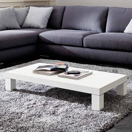 Hpl sofabord med metalben fremstillet i Italien - Nebbiolo