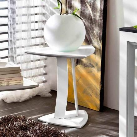 Sofabord i lakeret Mdf Lavet i Italien, høj kvalitet - Lisa