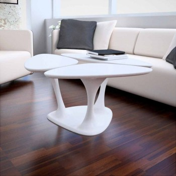 Amanita Moderne Design Sofabord Made In Italy