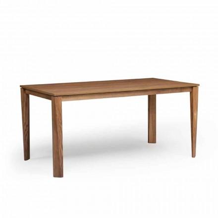 Udvidelig designbord med asketræbasis, Medicina
