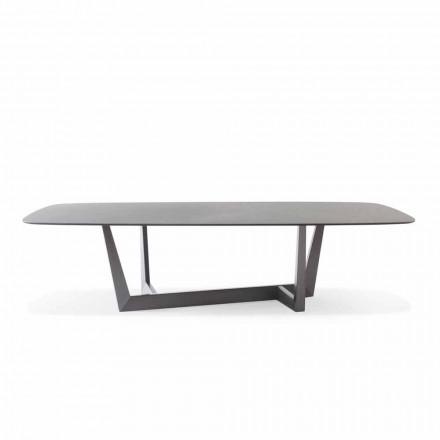 Keramisk og metal bly køkkenbord fremstillet i Italien - Art