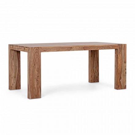 Homemotion træ spisebord kan udvides op til 265 cm - Bruce