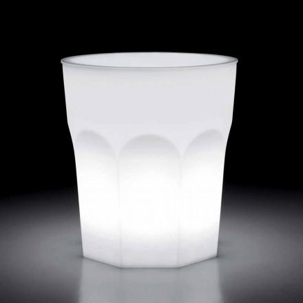 Bright Design udendørs bord i polyethylen og Hpl fremstillet i Italien - Pucca