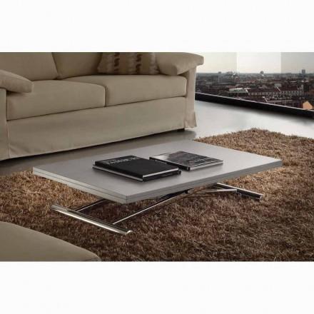 Tabel eller sofabord Extensible design adlet Nuoro