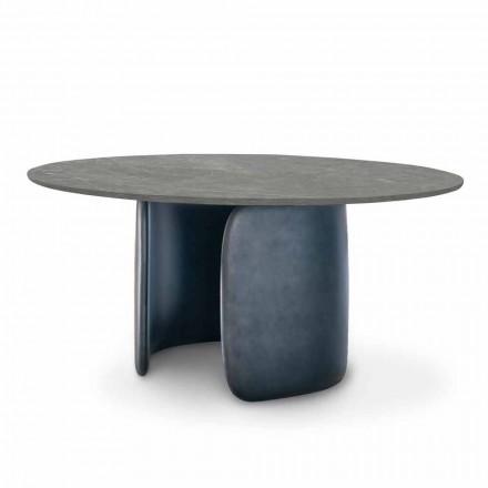 Spisebord i keramik med polyurethanbase Fremstillet i Italien - Mellow Bonaldo