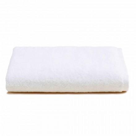 Terry badehåndklæde af farvet bomuld af design - Vuitton