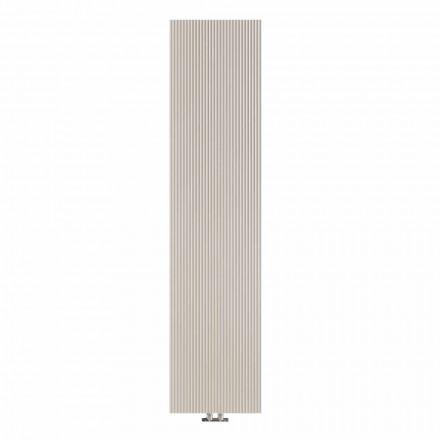 Lodret design hydraulisk vægkøler i stål 900 W - 1000 linjer