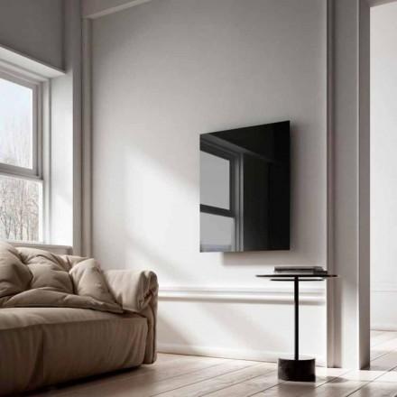Elektrisk design Termoarredo infrarød sort glas Clear