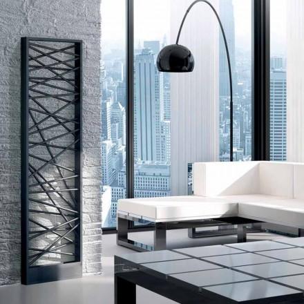 El-radiatorer i stål, metropolitan stil Mikado Scirocco H