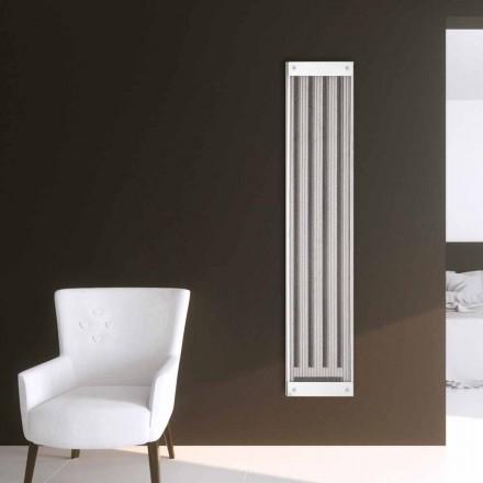 El-radiatorer lodret moderne design ny kjole af Scirocco H