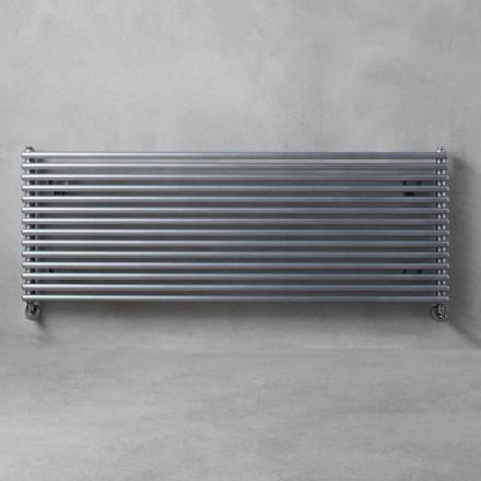 Vægmonteret hydraulisk designradiator i forskellige størrelser op til 1154 W - pingvin