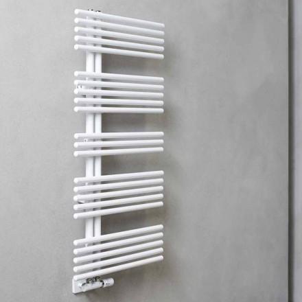 Vægmonteret håndklædevarmer til moderne design Op til 690 W - påfugl