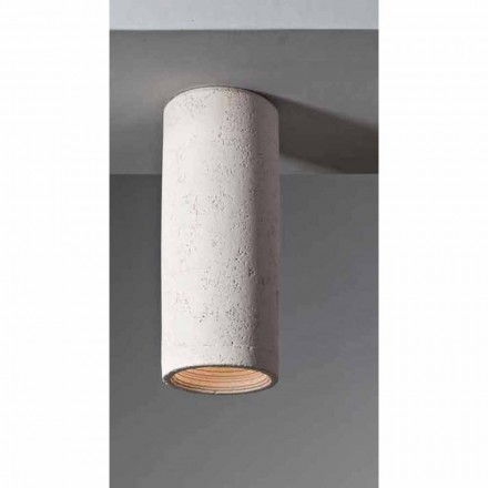 TOSCOT Karst stort loft lys Ø 13 x H 31cm Made in Toscana