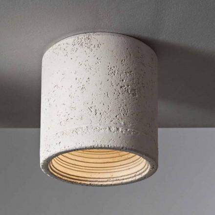 TOSCOT Karst loft lys Ø 13 cm Made in Toscana