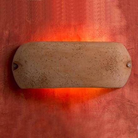 Toscot Castelverde indvendig / udvendig væglampe lavet i Italien design