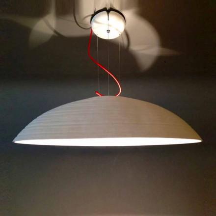 TOSCOT Notorius lampe oval suspension fremstillet i Toscana