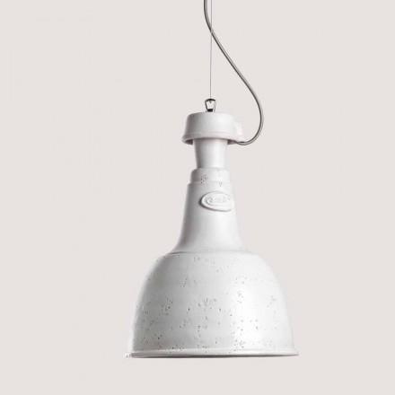 TOSCOT Turin suspension lampe terrakotta, håndlavet
