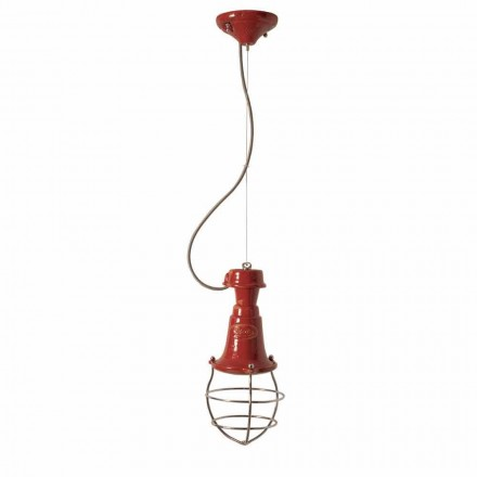TOSCOT Turin lampe lille suspension Made in Toscana