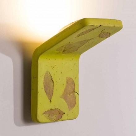 Toscot Vivaldi terracotta applique håndlavet i Italien