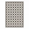 Amerikansk placemat mønstret design i Pvc og polyester - Osturio
