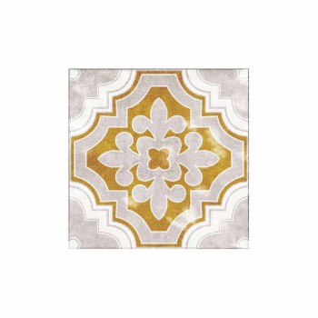 Amerikansk placemat i Pvc og moderne farvet polyester, 6 stykker - Dorado