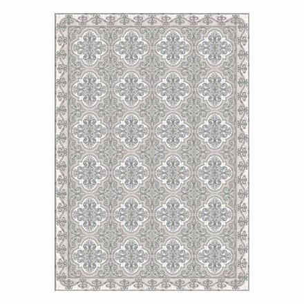 Moderne amerikansk placemat i Pvc og polyester mønster, 6 stykker - Costa