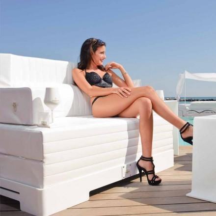 Trona Magnum luksus flydende stol dobbelt sæde design