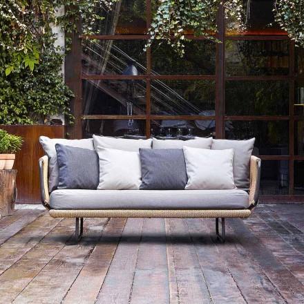 Varaschin Babylon 2-personers sofa med et moderne design