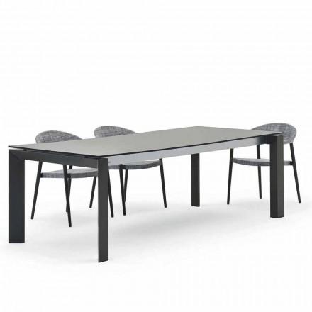 Varaschin Dolmen bordet moderne udvendige design 240x100 cm