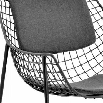 Varaschin Summer Set haven lænestol, moderne design