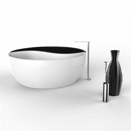 Badekar Møbler iSolid Surface Bath Tao Lavet i Italien