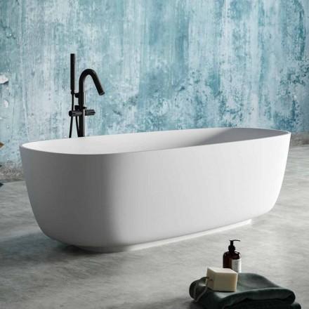 Moderne Design Fritstående Badekar i Solid Overflade - Canos