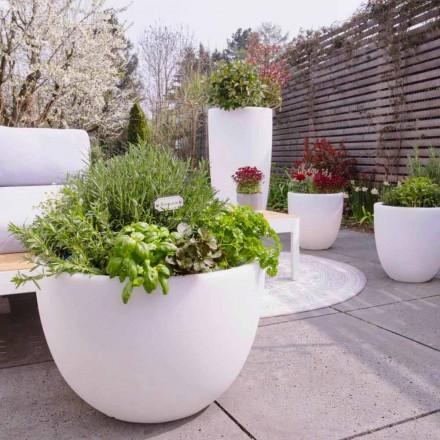 Vase med led- eller solbelysning Moderne design af forskellige størrelser - Svasostar